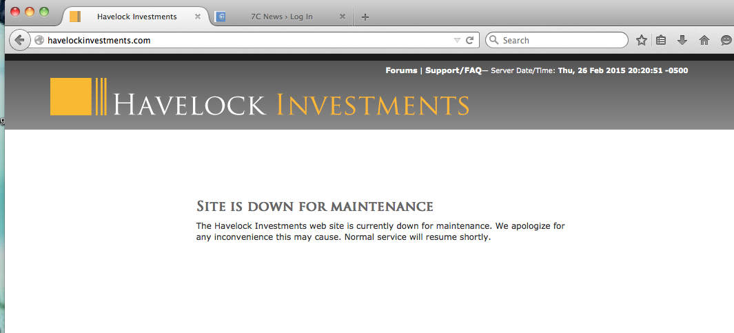 havelockdown