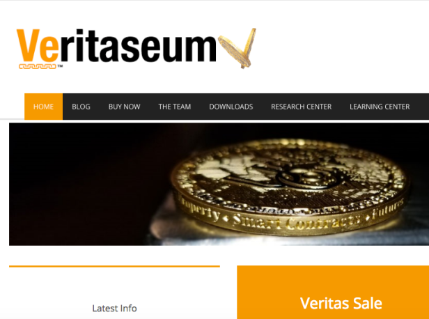 how to buy veritaseum coin