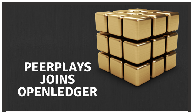 Peerplays Joins OpenLedger