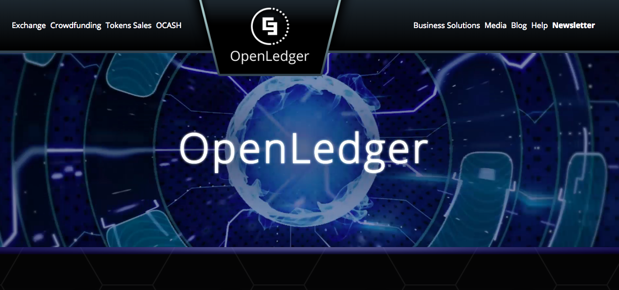 Openledger Site Gets Facelift