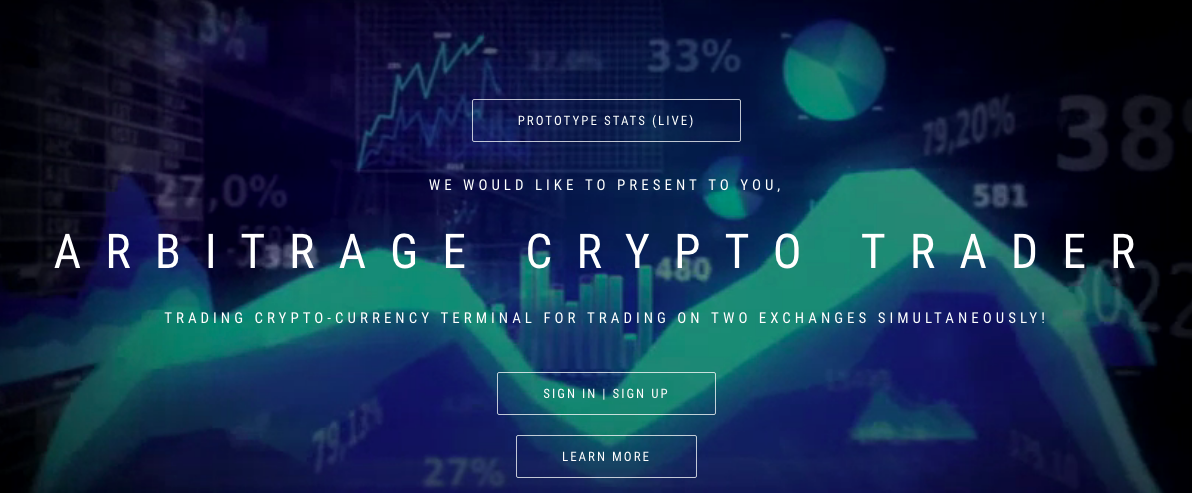 #Arbitrage #Crypto #Trader #ARCT #Loopring
