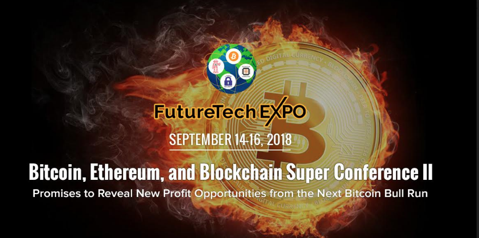 Bitcoin, Ethereum, and Blockchain Super Conference II
