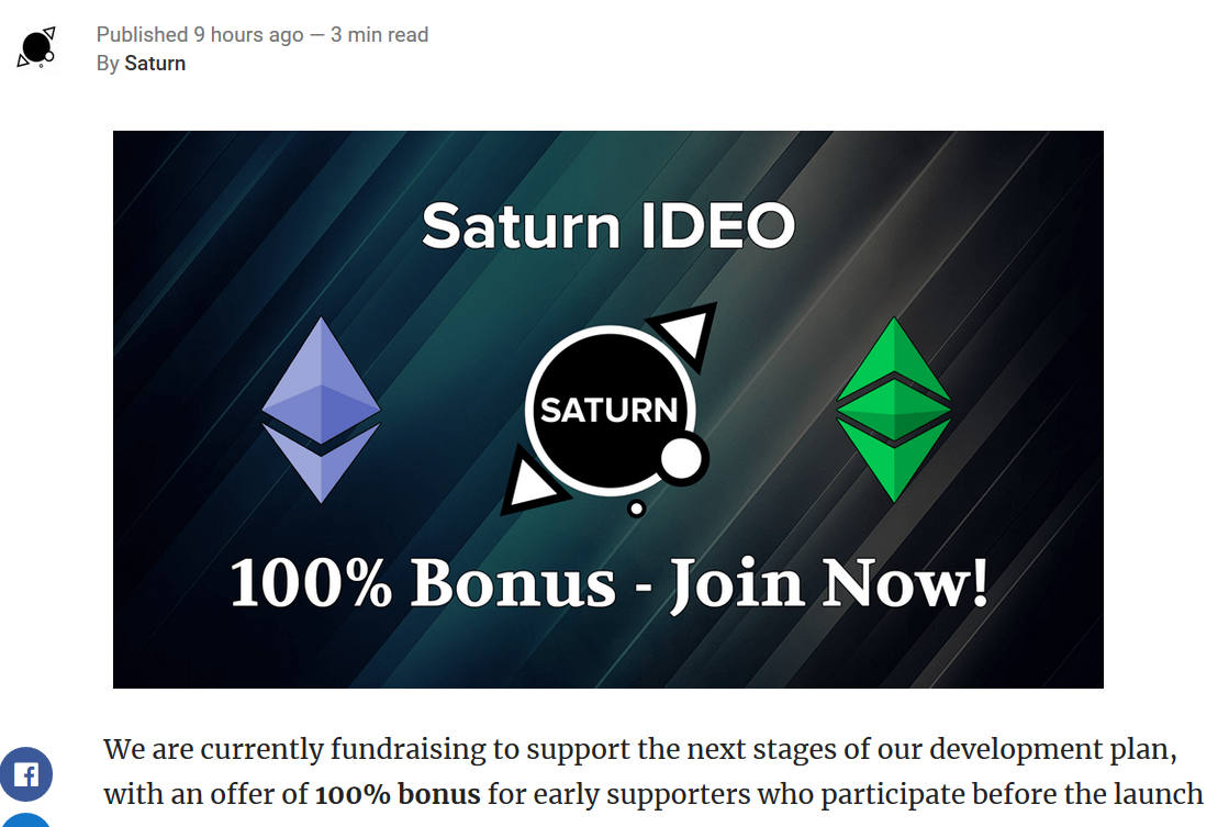 100 Bonus Ends September 16 – Buy Now? #hodl #uptrend