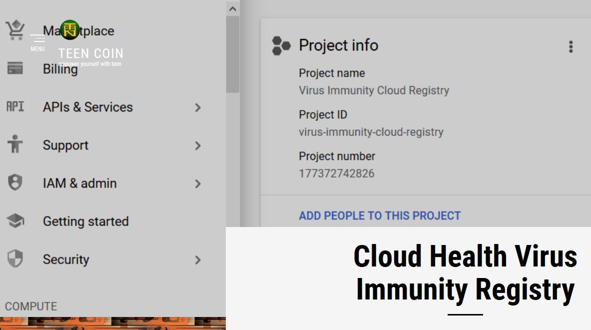 #covid19 #coronavirus #immunity #cloudhealth Health Registry